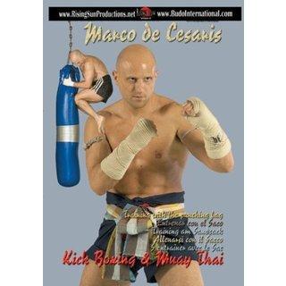 Muay Thai Boran Punching Kicking Bag Work DVD Look Mai Mai Mae Arjarn Cesaris