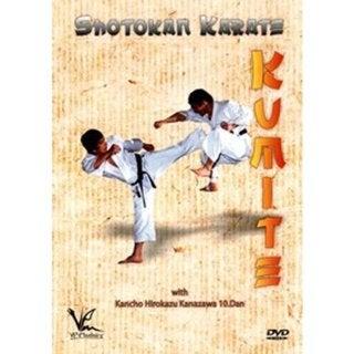1985 Japanese Shotokan Karate Kumite Hirokazu Kanazawa DVD sparring Jiyu kihon