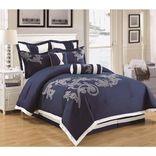 Fashion Street Dulce 8-piece Comforter Set