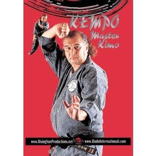 Kimo Ferreira Kempo DVD hawaiian indonesian Kenpo Kajukenbo Kempo karate
