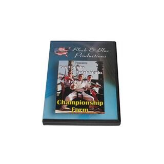 Karate Championship Forms Bo Sword Casey Marks Butch Kody Gilbow DVD RS-0518