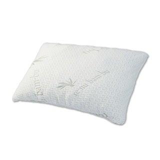 Apothecary & Company Renu Cluster Memory Foam Pillow