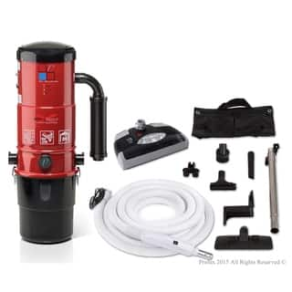 Prolux CV12000 Central Vacuum Unit System with Electric Hose Power Nozzle Kit|https://ak1.ostkcdn.com/images/products/10736045/P17792443.jpg?impolicy=medium