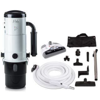 Prolux CV12000 Central Vacuum Unit System with Electric Hose Power Nozzle Kit|https://ak1.ostkcdn.com/images/products/10736046/P17792444.jpg?impolicy=medium
