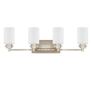 austin allen company transitional 4 light iced gold bathvanity light bathroom vanity lighting 7