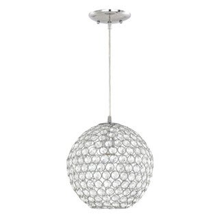 Austin Allen & Company Modern 1-light Chrome Mini Pendant