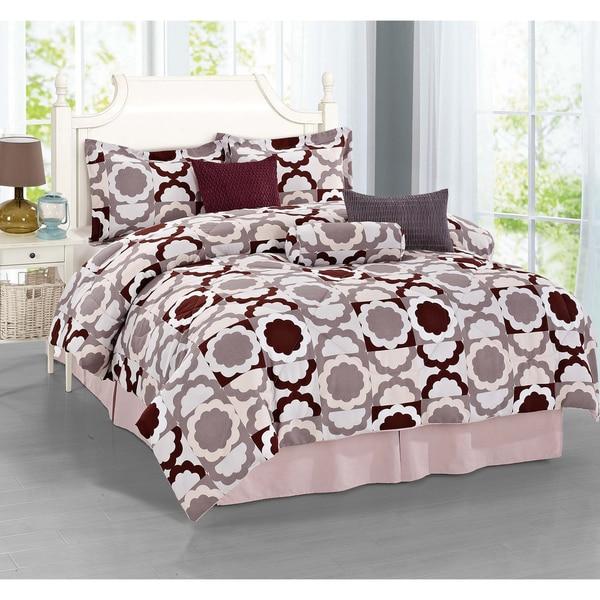 Journee Home 'Vigo' 7 pc Comforter Set