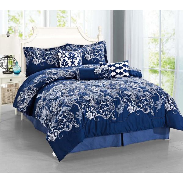 Journee Home 'Jaca' 7-piece Comforter Set