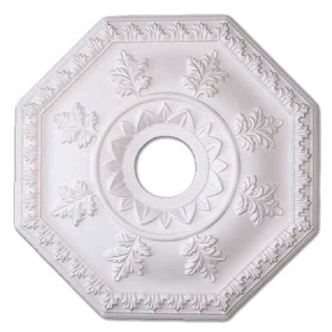 Octagon Ceiling Medallion 18 Inches