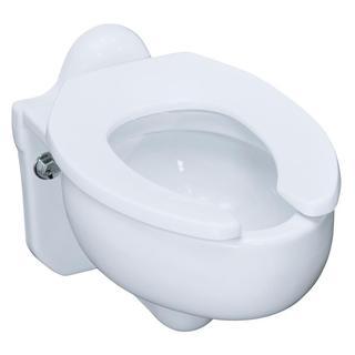 Kohler Sifton Wall-Hung Elongated Toilet in White