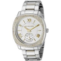 Michael Kors Women's  'Bryn' Two-Tone Stainless Steel Watch