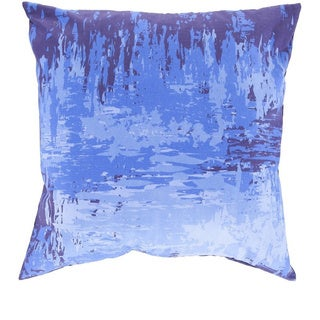 Decorative Southsea 18-inch Abstract Pillow Cover (2 options available)