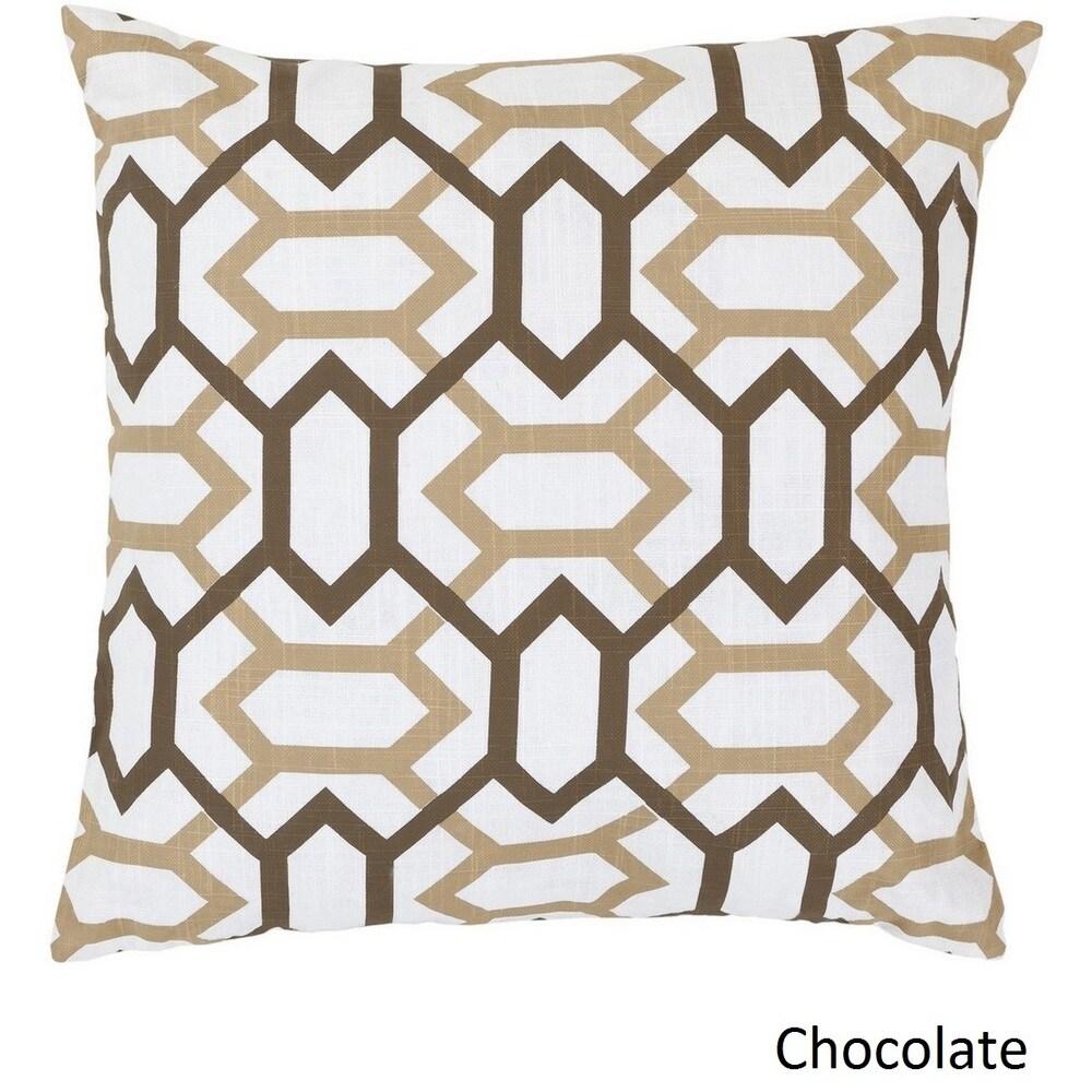 Shop St.Mawes Trellis 22 inch Decorative Pillow Cover - 10736473