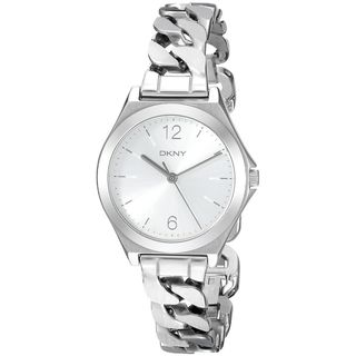 DKNY Women's NY2424 'Parsons' Stainless Steel Watch