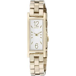DKNY Women's NY2428 'Pelham' Gold-Tone Stainless Steel Watch
