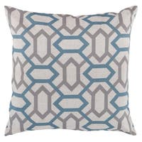 St.Mawes Trellis 18 inch Decorative Pillow Cover