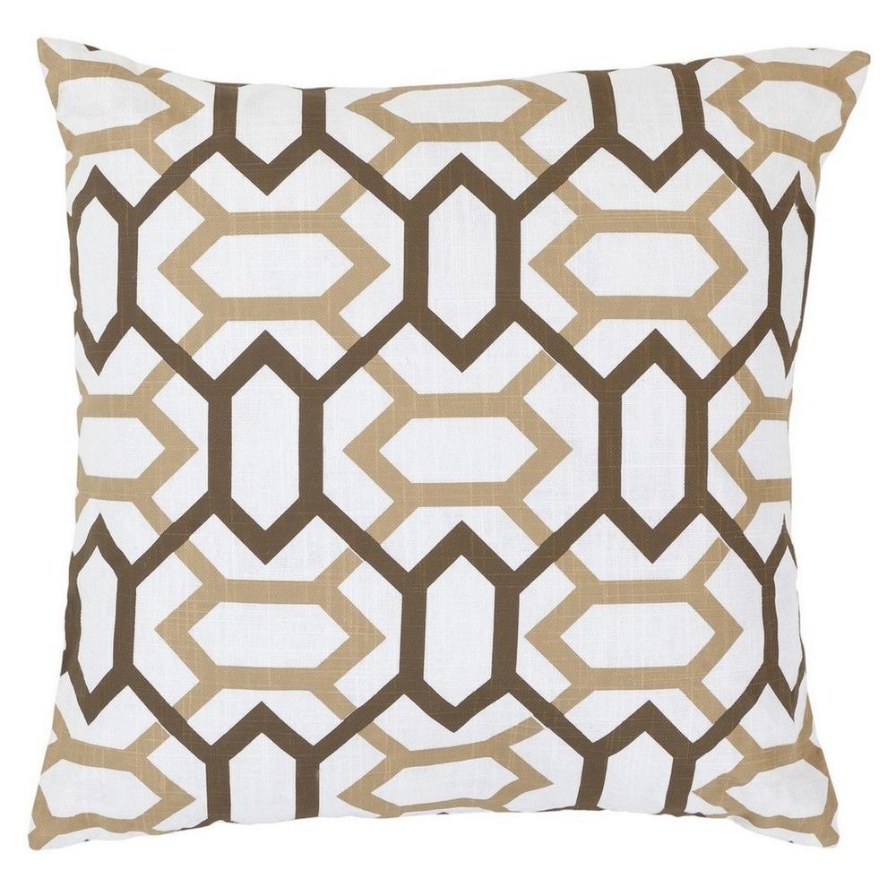 Shop St.Mawes Trellis 18 inch Decorative Pillow Cover - 10736480