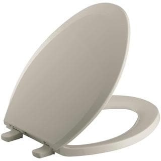 Kohler Lustra Elongated Closed-front Toilet Seat
