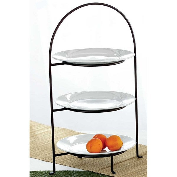 Tag 3 Tier Clic Plate Rack