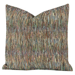 Ragtime Throw Pillow