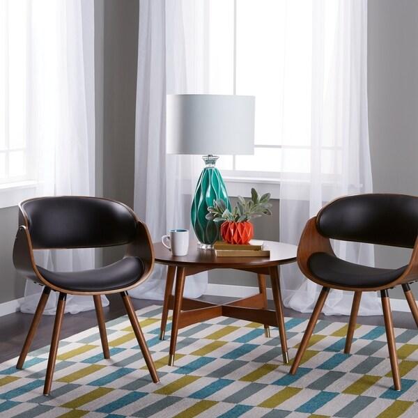 Corvus Mid Century Accent Chair