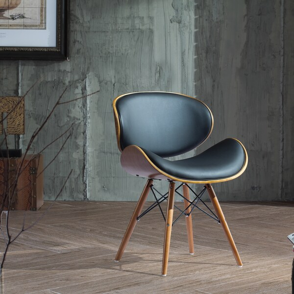 Corvus Madonna Mid Century Accent Chair Free Shipping