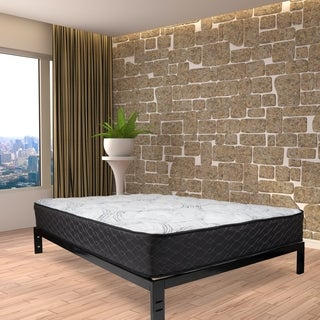 Wolf Gemini Flippable Full-size Wrapped Coil Innerspring Mattress