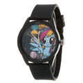 Black 14mm Strap Analog Girls' Watches