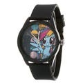 Black Silicone Girls' Watches