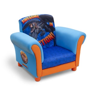 How to Train Your Dragon Upholstered Chair by Delta Children
