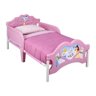 Princess 3D Toddler Bed by Delta Children