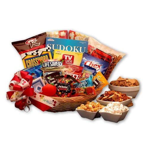 Gift Basket Drop Shipping Feel Better Soon Get Well Gift Basket