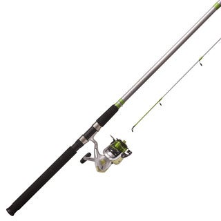 Zebco Stinger Spin Reel SSP80/102MH 2PC Combo