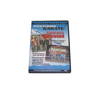 Mastering Karate #9 Hirokazu Kanazawa Manabu Murakami Nobuaki comedy DVD