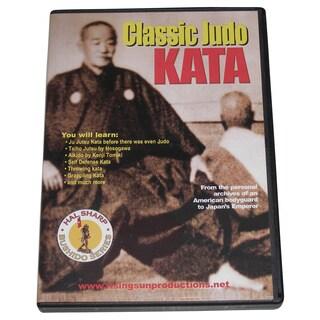 Classic Judo Kata DVD Hal Sharp RS151 Aikido Kobudo Taiho Jutsu Jiu Jitsu