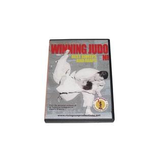 Winning Judo #2 Ni Best Sweeps Reaps DVD Hal Sharp kodokan grappling mma