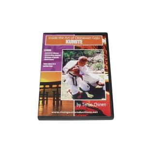 Inside Okinawan Goju Ryu Karate Kumite Sparring Training DVD Chinen RS111 yogi
