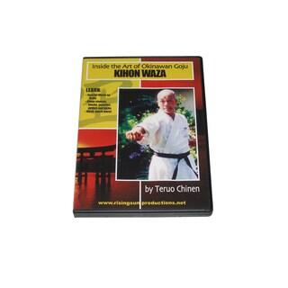 Inside Miyagi Chogun Okinawan Goju Ryu Karate Kihon Waza DVD Teruo Chinen