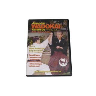 Hironori Otsuka Wadokai Karate Do Knife Kata Wado JuJitsu DVD Yoshiaki Ajari