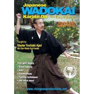 Otsuka Wadokai Karate Do Kihon Pinan Basic Kata DVD Yoshiaki Ajari wado ryu