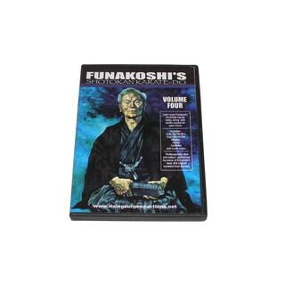 Gichin Funakoshi Shotokan Karate Do Katas #4 DVD Balzarro Semino Torre goju