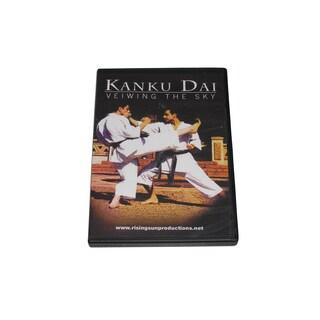 Japanese Shotokan Karate Kanku Dai Bunkai Viewing Sky DVD Nekoofar RS26 jka