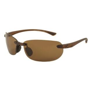 Smith Optics Men's Turnkey Polarized/ Wrap Sunglasses