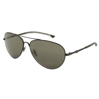 Smith Optics Men's Audible Polarized/ Aviator Sunglasses