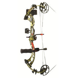 PSE Brute Force Ready to Shot Bow Package