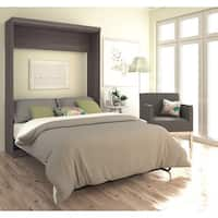 Pur by Bestar Queen Wall bed