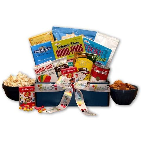 Get Well Wishes Gift Pack