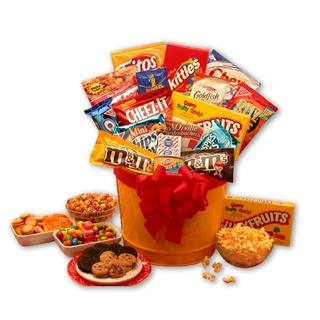Junk Food Madness Gift Pail