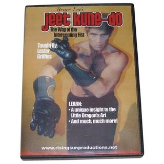 Bruce Lee Jeet Kune Do Intercepting Fist DVD Lester Griffins martial arts jun fan