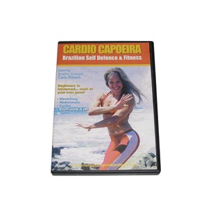Cardio Capoeira Brazilian Self Defense DVD Carla Ribeira RS12 women girls